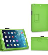 Apple IPAD AIR - Leather Case Pack - Green