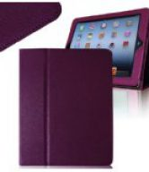 Apple IPAD AIR - Leather Case Pack - Purple
