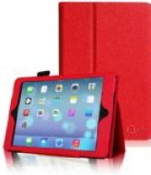 Apple IPAD AIR - Leather Case Pack - Red