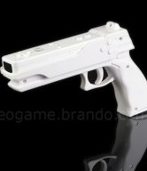 Light Gun Adapter For Nintendo Wii Remote Shooting Game