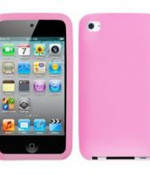 Silicon Case for iTouch 3 - Pink