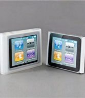 Silicon Case for iPod Nano 6 (6th Generation) - white