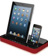 Loud Bass Speaker/Charging Dock Docking Station for Ipad 1,2,3 New/Ipod/Iphone