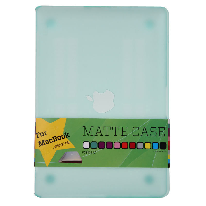 "Macbook Retina 15"" Case - Green"