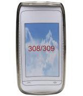 Gel Case Cover For Nokia Asha 308
