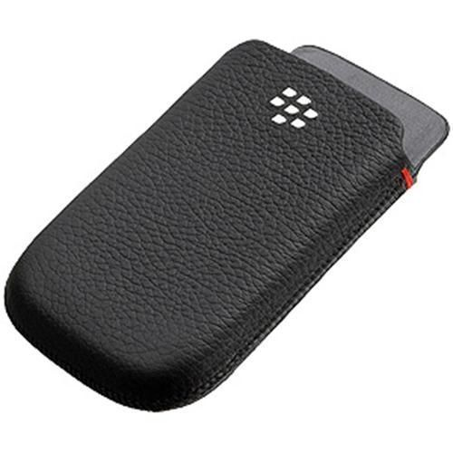 Genuine BlackBerry Torch 9800/9810 Pouch Pocket Case Cover Skin - HDW-31013-001