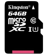 Kingston Micro SD Card - 64GB