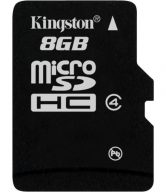 Kingston Micro SD Card - 8GB