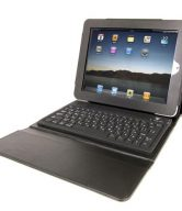 Bluetooth Keyboard with Leather Case for iPad , iPad 2, iPad 3